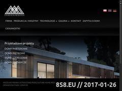 Miniaturka domeny www.kopahaus-barlinek.pl