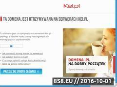 Miniaturka domeny www.koparkawarszawa.pl