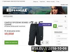 Miniaturka domeny www.koperniak.com