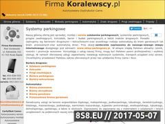 Miniaturka domeny koralewscy.pl
