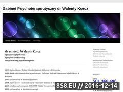 Miniaturka Psychoterapia Białystok (www.korcz.net)