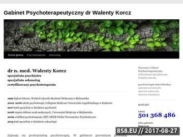 Zrzut strony Seksuolog Białystok