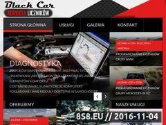 Miniaturka domeny korektalicznika.auto.pl