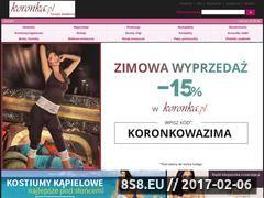 Miniaturka domeny koronka.pl