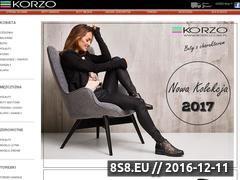 Miniaturka domeny www.korzo.com.pl