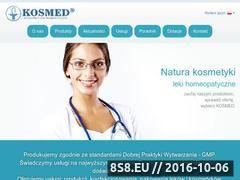 Miniaturka domeny kosmed.pl
