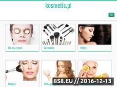 Miniaturka domeny kosmetis.pl