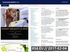 Miniaturka domeny www.kosmetyczka24.com