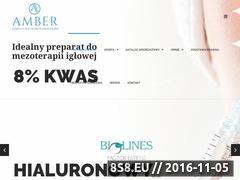 Miniaturka domeny kosmetyczne-centrum.pl
