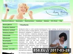 Miniaturka domeny www.kosmetyka-krakow.pl