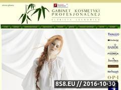 Miniaturka domeny www.kosmetyka-lechowicz.pl