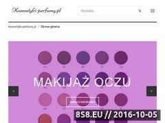 Miniaturka domeny www.kosmetyki-perfumy.pl