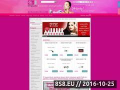 Miniaturka domeny www.kosmetykiimpuls.pl