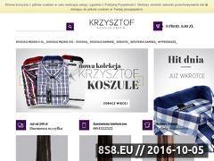 Miniaturka domeny koszule-meskie.sklep.pl