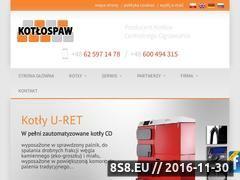 Miniaturka domeny kotlospaw.com