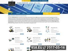 Miniaturka domeny www.kpzwagi.pl