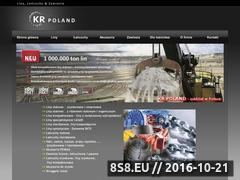Miniaturka domeny kr-poland.pl