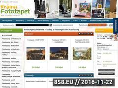 Miniaturka domeny www.krainafototapet.pl