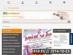 Miniaturka domeny krainamateracy.pl