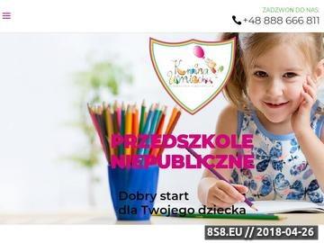 Zrzut strony Przedszkole Szczecin Prawobrzeże
