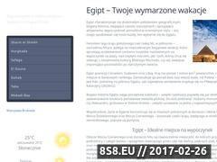 Miniaturka domeny www.krajpiramid.pl