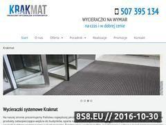 Miniaturka domeny krakmat.pl