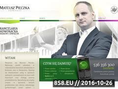 Miniaturka domeny krakow-adwokat.com