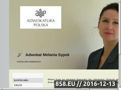 Miniaturka domeny www.krakow-adwokat.eu