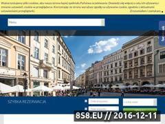 Miniaturka domeny www.krakow-apartamenty.biz