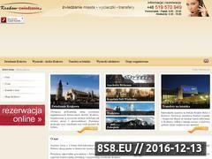 Miniaturka domeny www.krakow-zwiedzanie.pl