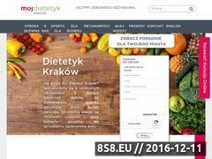 Miniaturka domeny krakow.mojdietetyk.pl