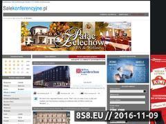 Miniaturka domeny www.krakow.salekonferencyjne.pl