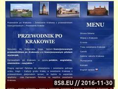 Miniaturka domeny krakowprzewodnik.com
