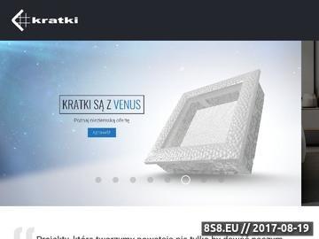 Zrzut strony Kominki i kratki do domu