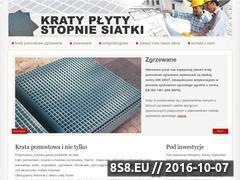 Miniaturka domeny www.kratypomostowe.net.pl
