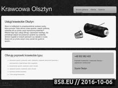 Miniaturka domeny www.krawcowa.olsztyn.pl