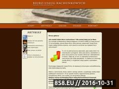 Miniaturka domeny krawczyk.bur.com.pl