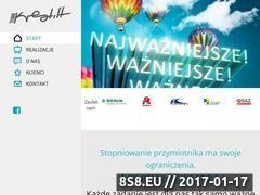 Miniaturka domeny www.kreatiff.pl