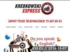 Miniaturka domeny www.kredkowski.pl