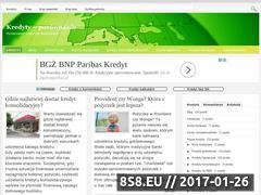 Miniaturka domeny kredyt-pro.pl