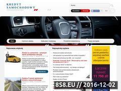Miniaturka domeny kredyt-samochodowy.org.pl