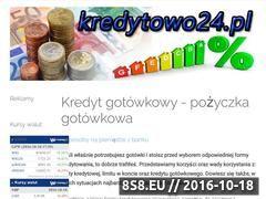 Miniaturka domeny kredytowo24.pl