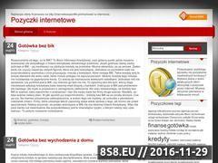 Miniaturka domeny kredyty-hipoteczne-dla-singli.pl