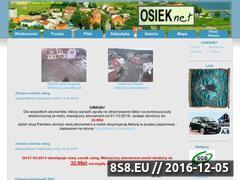 Miniaturka domeny kredyty.osieknet.pl