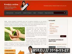 Miniaturka domeny kredyty.readyk.pl
