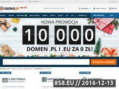 Miniaturka domeny www.kredytydlazadluzonych.com.pl