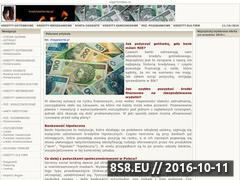 Miniaturka domeny kredytyonline.hpu.pl