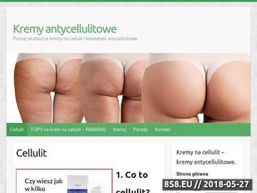 Zrzut strony Cellulit bez tajemnic