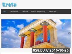 Miniaturka Informacje i przewodnik po Krecie w Grecji (www.kreta.info.pl)