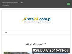 Miniaturka domeny kreta24.com.pl